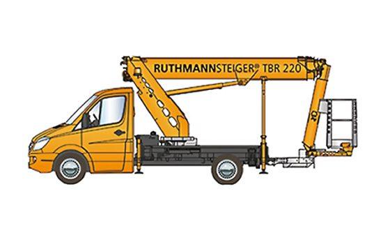 Ruthmann werkt aan nieuwe versie van TBR220