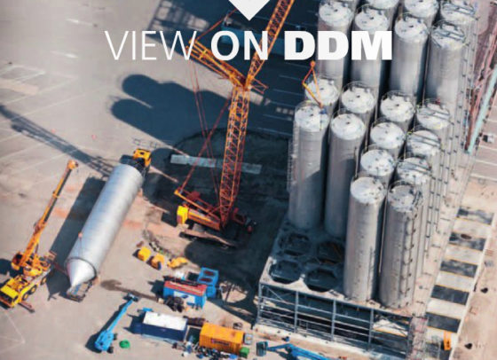 DDM genomineerd voor World Demolition Awards