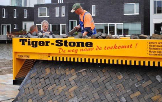 Tiger-Stone kan innovatieprijs winnen