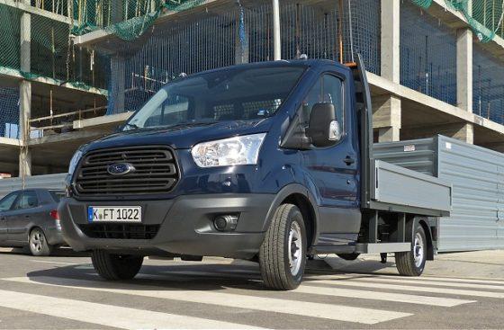 Ford maakt van Transit echt 'merk'