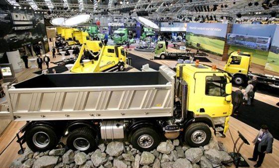 BedrijfsautoRAI 2012: Alle truckmerken doen mee