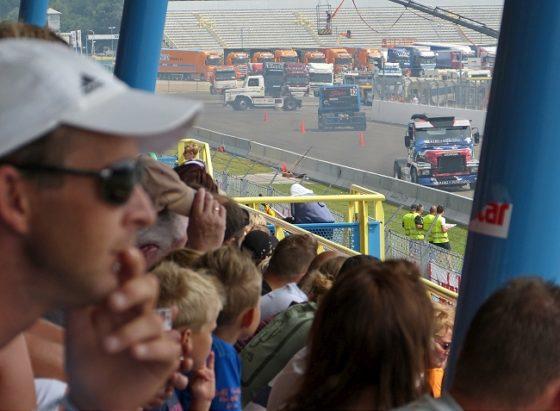 Het Truckstar Festival van uur tot uur