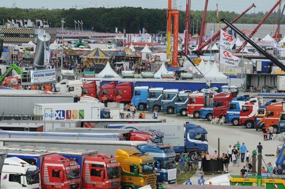 Geslaagde 32ste editie van Truckstar Festival