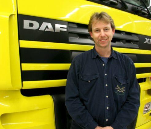 Pascal beste trucktechnicus van 2009