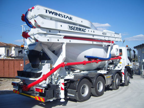 Sermac lanceert Twinstar 4Z33
