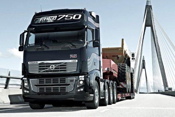 Volvo met 750 pk op kop in vermogensrace