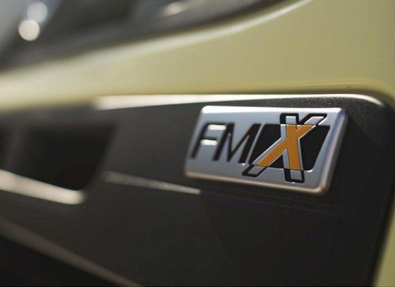 Nieuwe Volvo FMX wordt gepresenteerd op Bauma 2013