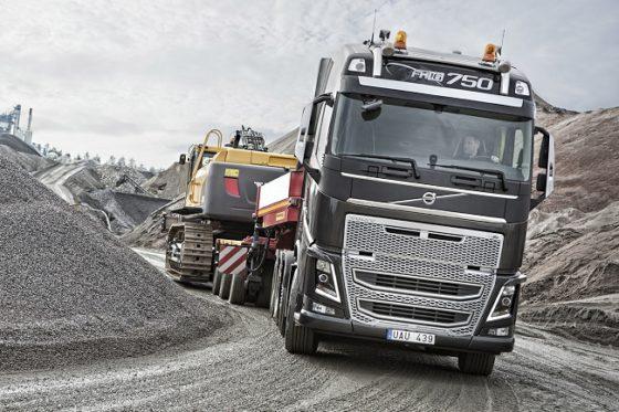 Krachtigste Volvo FH16 nu ook in Euro 6-versie