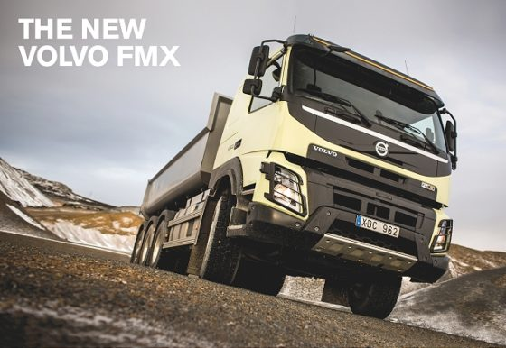 Bauma-primeur: Volvo FMX in Euro 6 uitvoering