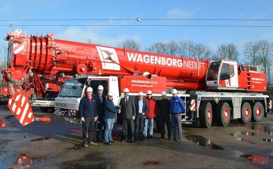 Eerste 400 tons Tadano-Faun is voor Wagenborg Nedlift