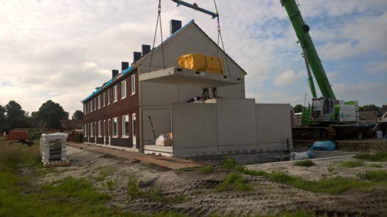VolkerWessels bouwt vijfhonderdste MorgenWonen-woning
