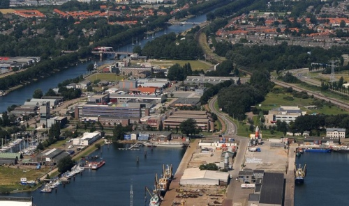 Nautische centrale in Tilburg 'ingrijpend' gemoderniseerd