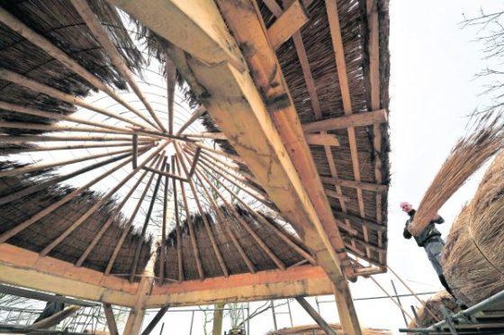 Bouwfoto van de Dag: Ouderwetse nieuwbouw