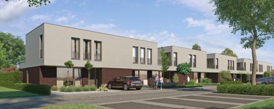 Nieuwe wijk in Helden krijgt vorm