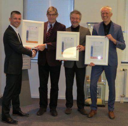 Kalkzandsteen heeft CE-proof certificaten