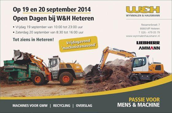 Open dagen Wynmalen & Hausmann