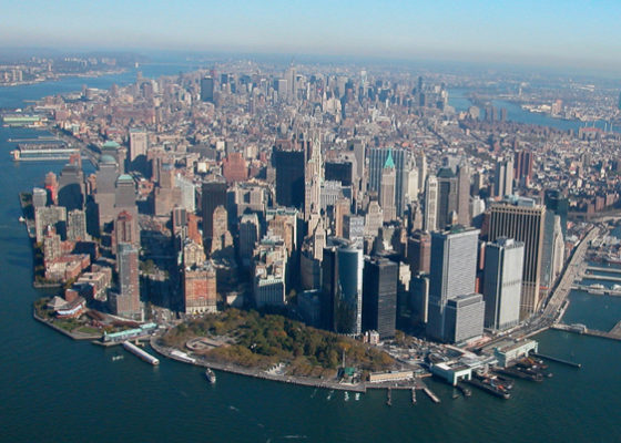 Architectenbureau One wint opnieuw kustverdedigingsopdracht New York