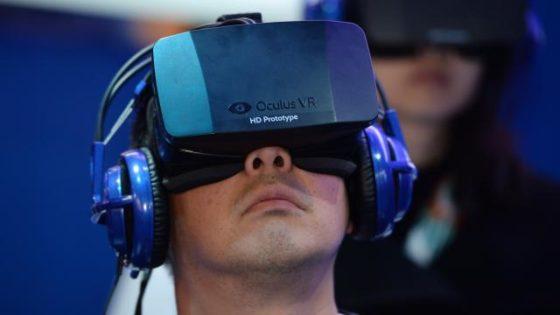 Bekijk technische oplossing door virtuele bril