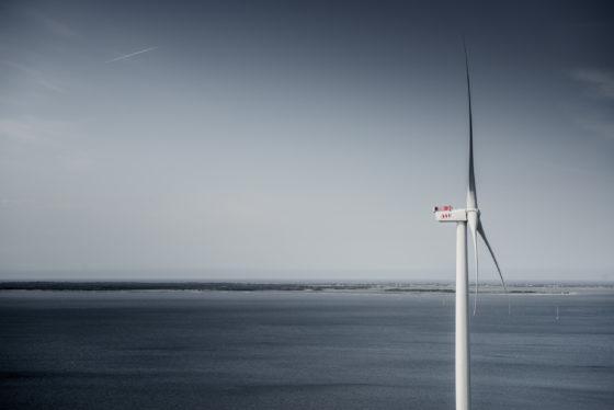 Record windturbines voor Belgische kust