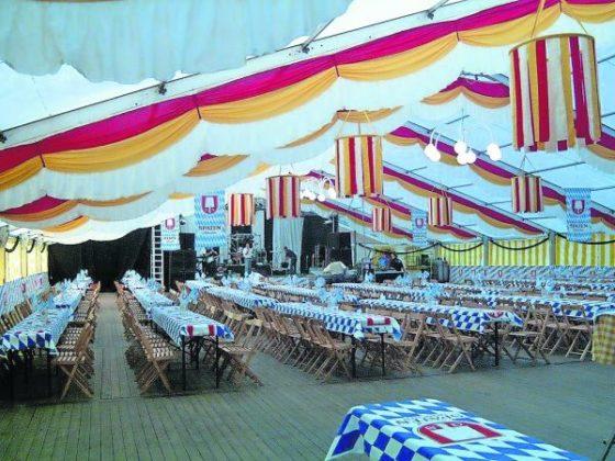 'Alteveers Oktoberfest is bouw op het lijf geschreven