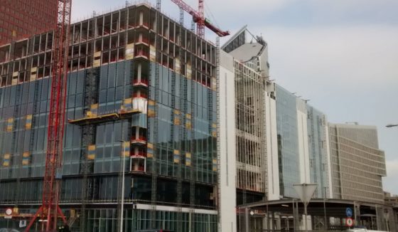 Aantal bouwongevallen sterk toegenomen