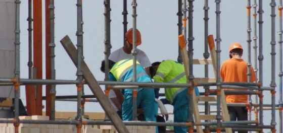 Veiligheid in de bouw in jaar tijd fors verslechterd