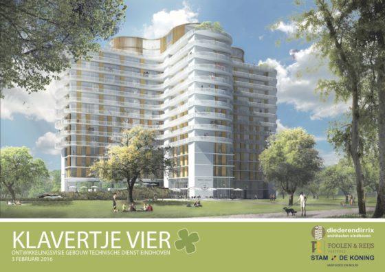 Technische Dienst-gebouw wordt appartementencomplex