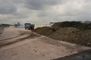 Barneveld zit met vervuilde grond in de maag