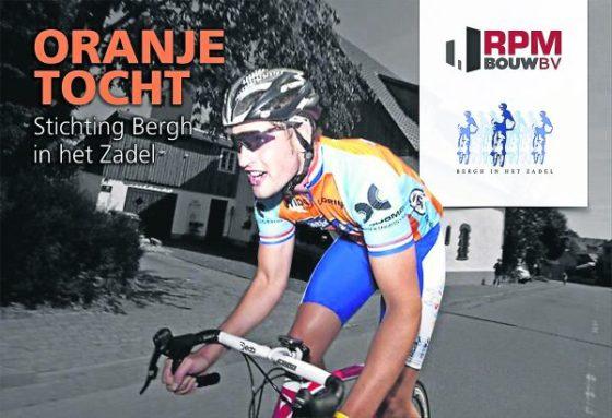 'Het doel staat voorop, het fietsen is een toetje'