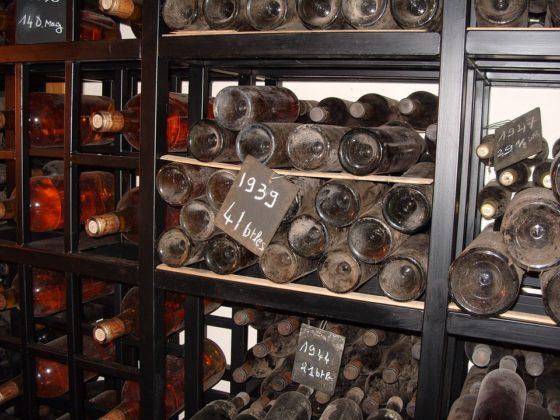 De oude wijn van Wientjes
