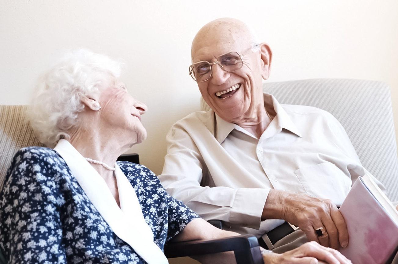Senior matchmaking voor burgers