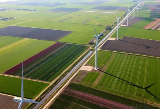 'Meer inspraak bij bouw windparken'