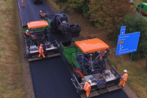 Niet één maar wel zes  routes naar circulair asfalt