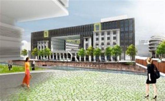 NERO ontwerpt nieuw provinciehuis in Oost-Vlaanderen