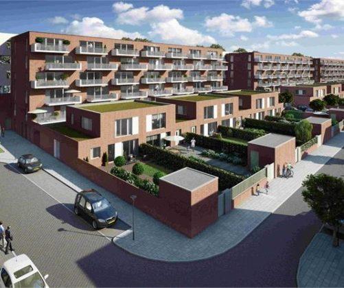 Dura Vermeer start bouw project Quattro Den Haag