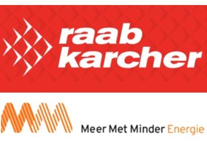 Meer Met Minder en Raab Karcher werken samen