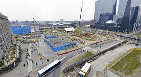 Leefbaar Rotterdam wil opheldering over heiverbod Rotterdam CS