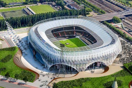 BAM of Red de Kuip gaat Feyenoord-stadion aanpakken