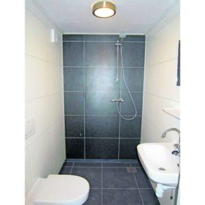 Met Prefab Producten Badkamer Veel Sneller Gerenoveerd Cobouw Nl
