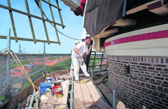 'Staat restauratie molens zorgelijk'