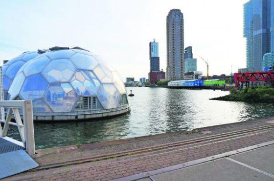 Vraagtekens rond mislukte Rijnhaven
