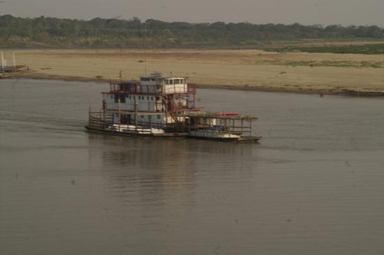 Waarschuwingssysteem voor rivier Mamoré