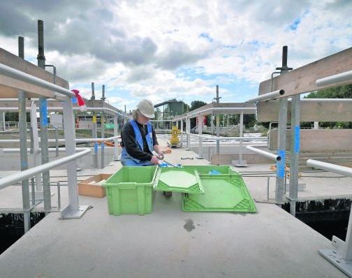 Prijs voor verduurzamen afvalwater
