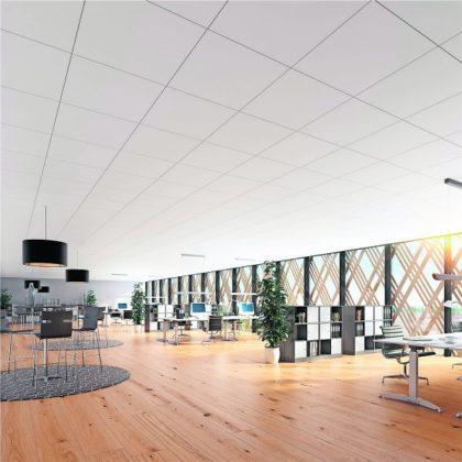 Rockfon noemt Blanka het 'witste plafond van Europa'