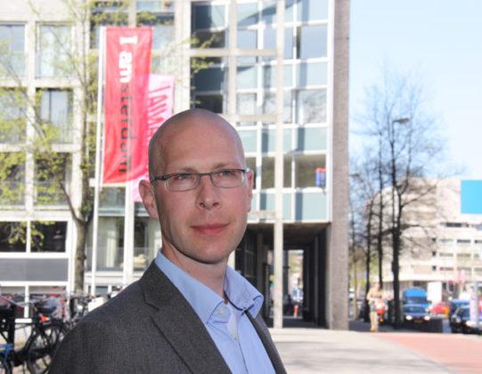 'In Amsterdam is altijd veel loos'