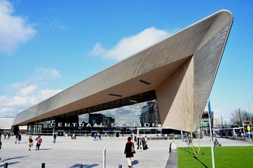 Geen schadevergoeding voor omwonenden Rotterdam Centraal