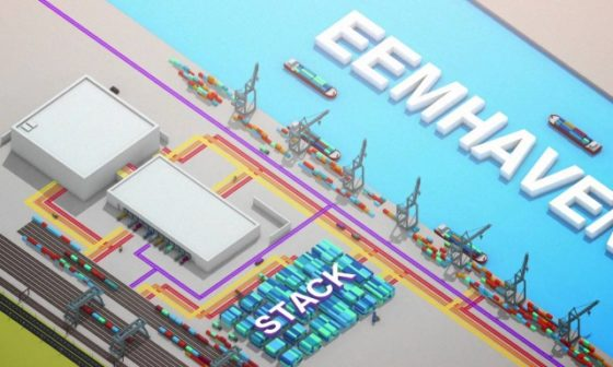 Plan Rotterdam Cool Port definitief