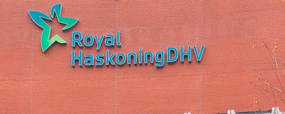 Omzet Royal HaskoningDHV gedaald door slechte Nederlandse markt