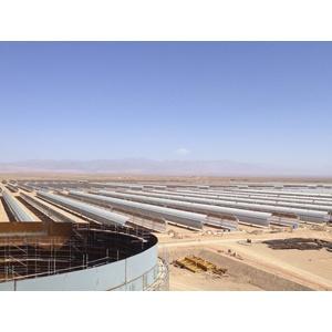 Zonnecentrale in Sahara krijgt gestalte
