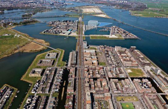 Wonen In Ijburg : Tender sluishuis op steigereiland ijburg gestart cobouw